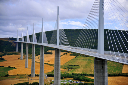Millau-Viaduct-Bridge-France