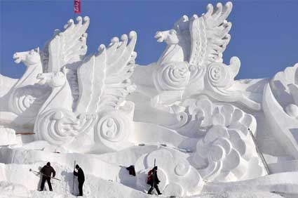 International-Snow-Sculpture-Championships