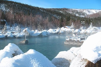 Chena Hot Springs, Near Fairbanks, Alaska