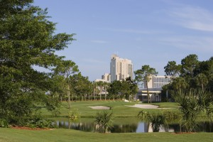 Golf Course in Orlando, Florida