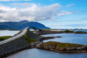 1.	The Atlantic Ocean Road, Norway