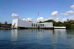 USS Arizona, Honolulu