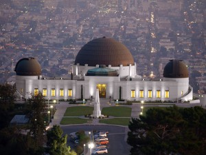 3.	Griffith Park & Observatory