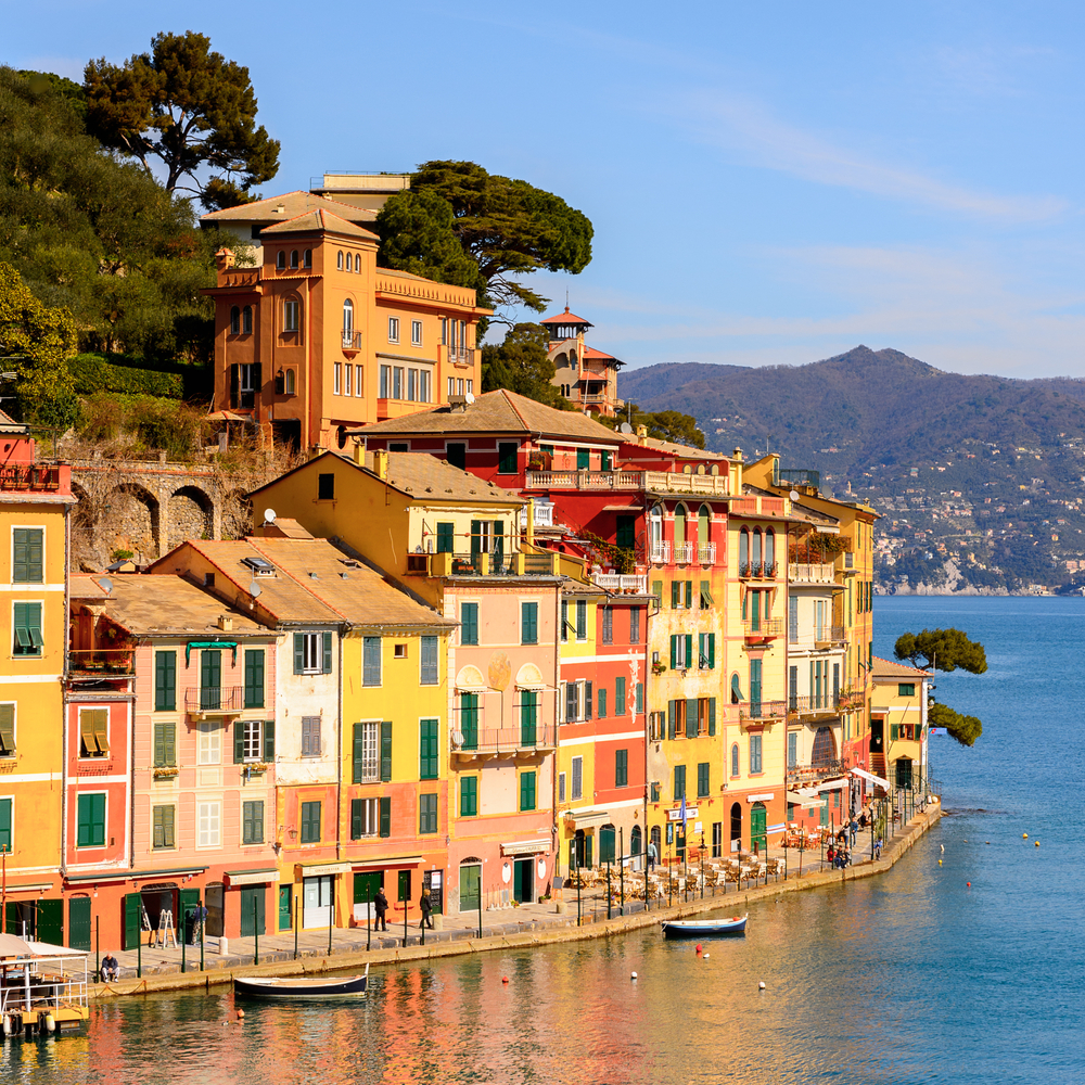 Houses of Portofino