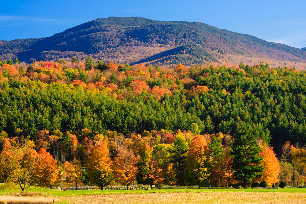 Green Mountains, Vermont