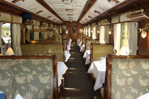 Hiram Bingham Luxurious Train, Peru