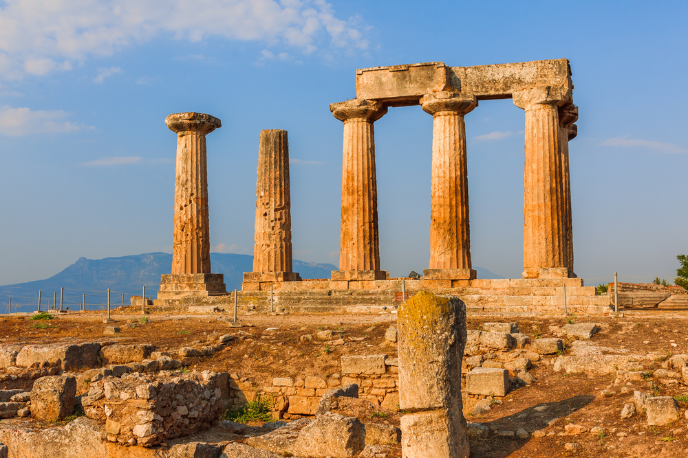 Ancient City of Corinth