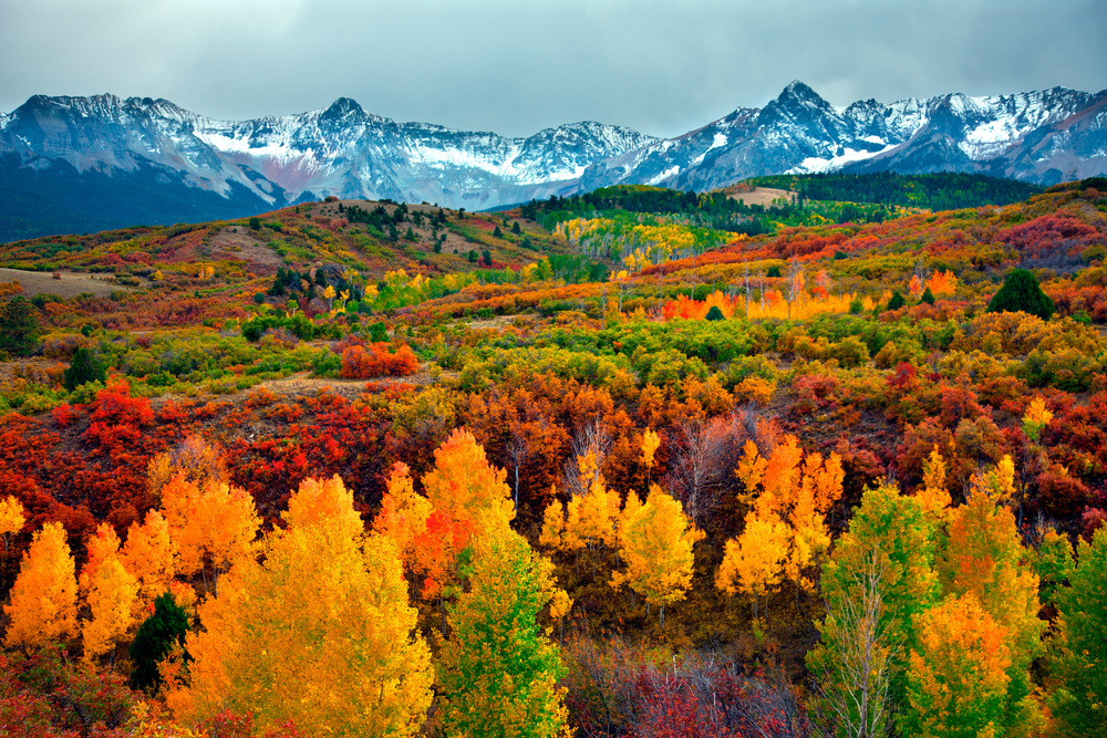 San Juan Mountains, Colorado