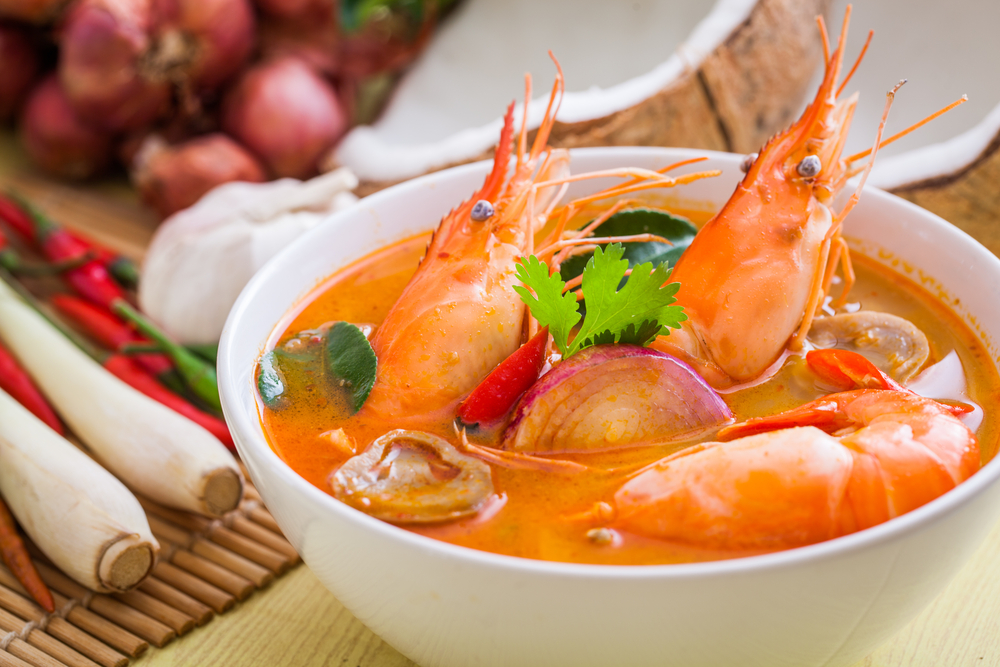 Tom Yum Goong in Pattaya