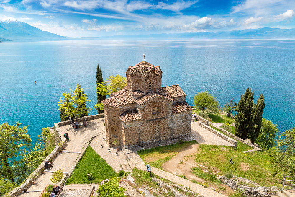 Travel 101 for Ohrid