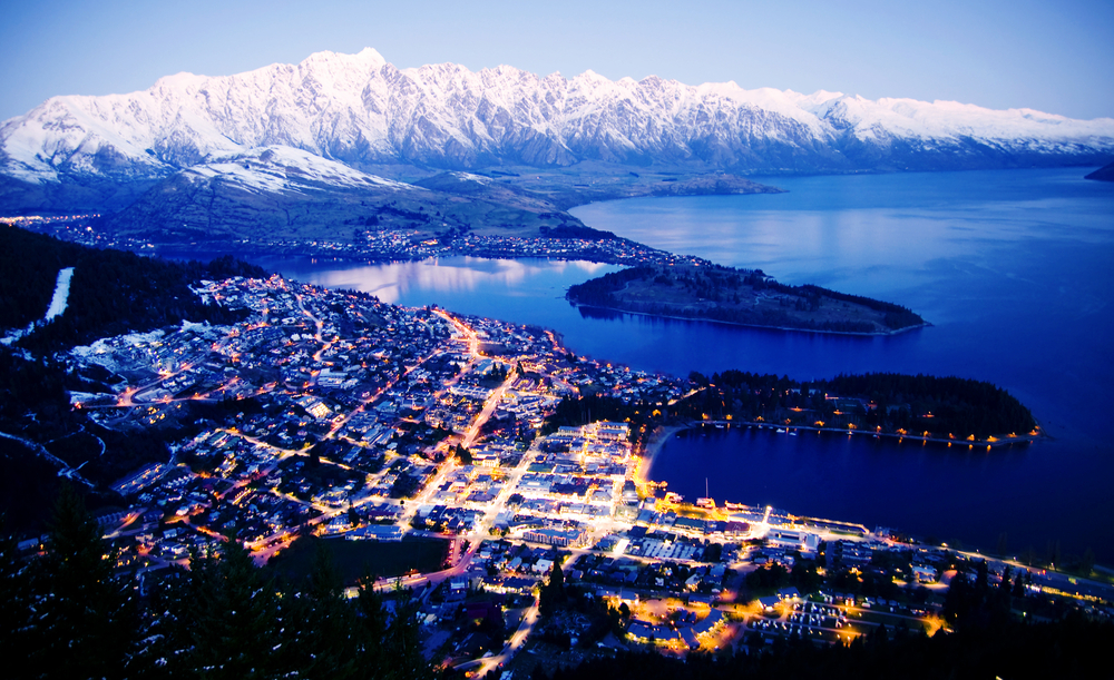 Queenstown, New Zealand